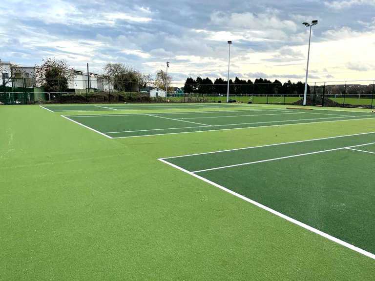 Ashbourne Tennis