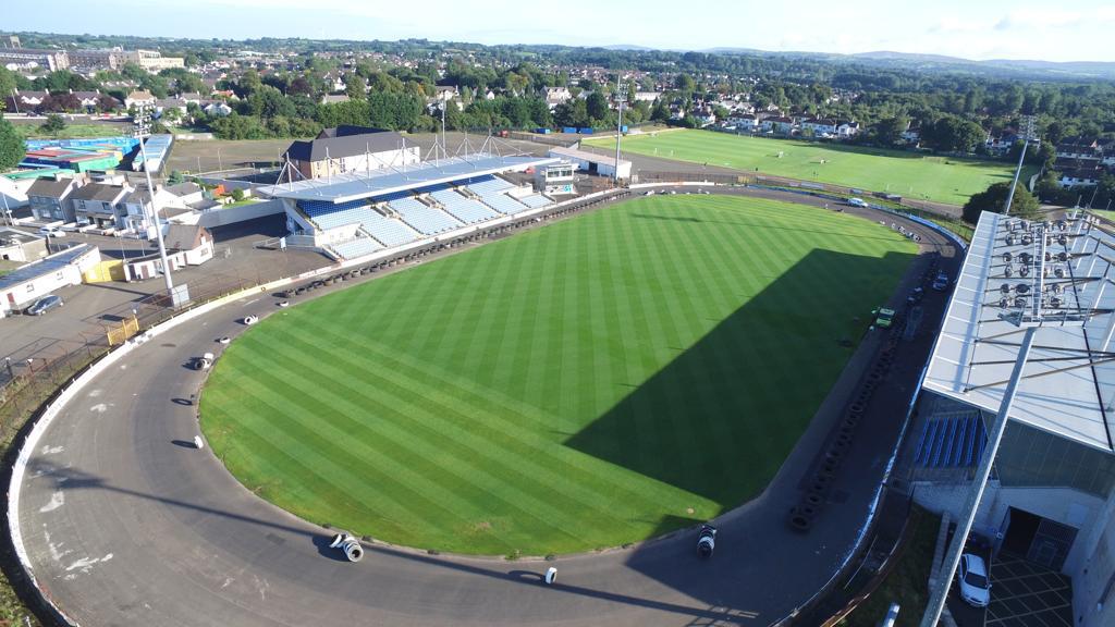 Ballymena Show Grounds Pitch Haffey Sports Grounds