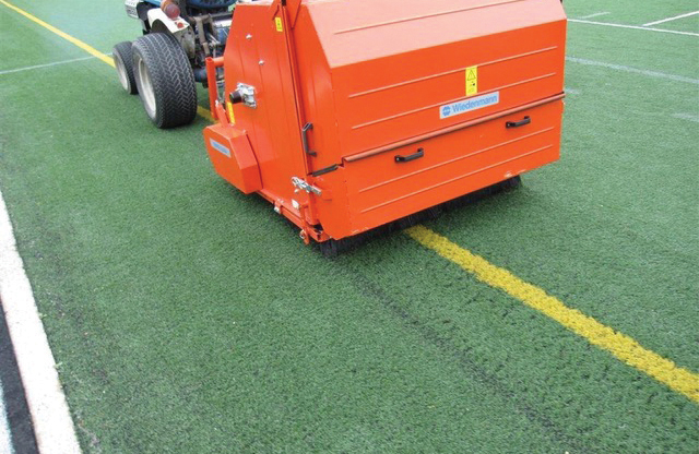Haffey Synthetic pitch cleaner